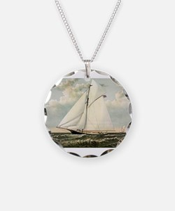 Yacht Gracie of New York - 1882 Necklace