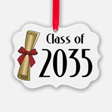 Class of 2035 Diploma Ornament