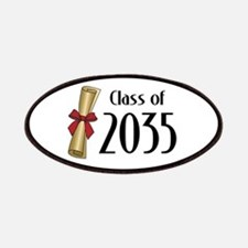 Class of 2035 Diploma Patches