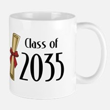 Class of 2035 Diploma Mug