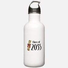 Class of 2035 Diploma Water Bottle