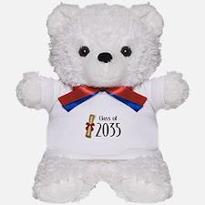 Class of 2035 Diploma Teddy Bear