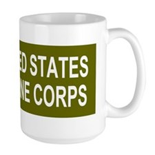 USMCStaffSergeantBumperstickerGreen.gif Mug
