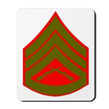 USMCStaffSergeantCupGreens.gif Mousepad