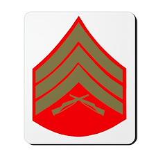 USMCSergeantCupGreens.gif Mousepad