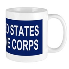 USMCStaffSergeantBumperstickerBlues.gif Mug