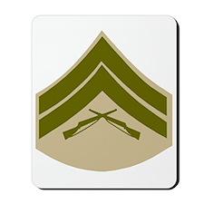 USMCCorporalCupKhaki.gif Mousepad