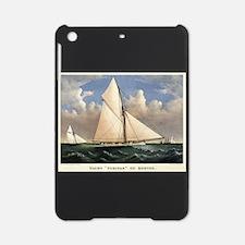 Yacht Puritan of Boston - 1885 iPad Mini Case