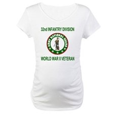 ARNGWisc32ndInfantryDivWWIIShirt Shirt