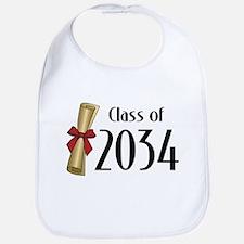 Class of 2034 Diploma Bib
