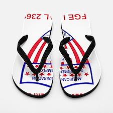 AFGELocal2369RedJersey.gif Flip Flops