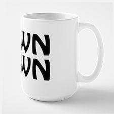 Hashing Large Mug