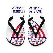 AFGE-Local2452PocketCrest.gif Flip Flops
