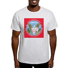 AFGELocal3343Clock.gif T-Shirt