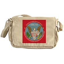 AFGE1122Clock.gif Messenger Bag