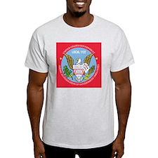 AFGE1122Clock.gif T-Shirt