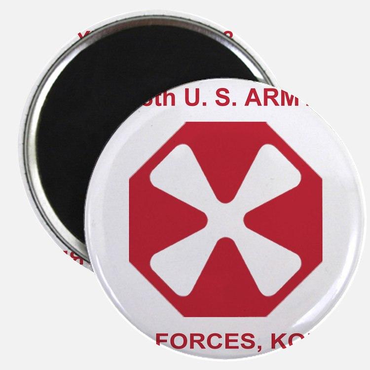 Army8thArmyShirt1.gif Magnet