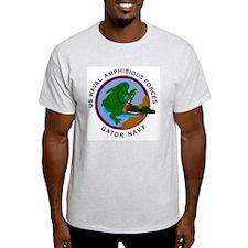NavyGatorNavyClock.gif T-Shirt