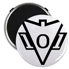 my101stAirborneDivisionRecondoSchoolLogoBon Magnet