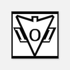 """my101stAirborneDivisionReco Square Sticker 3"""" x 3"""""""