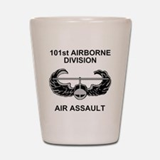 Army101stAirborneDivShirt3.gif Shot Glass