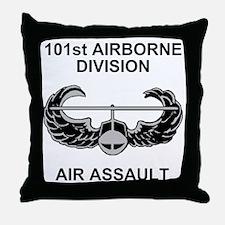 Army101stAirborneDivShirt3.gif Throw Pillow