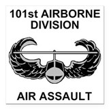 101st airborne division Car Magnets
