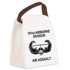 Army101stAirborneDivShirt3.gif Canvas Lunch Bag