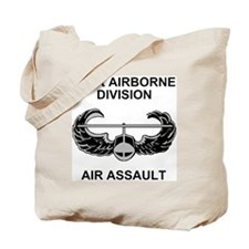 Army101stAirborneDivShirt3.gif Tote Bag