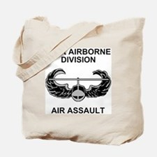 Army101stAirborneDivShirt3.gif Tote Bag