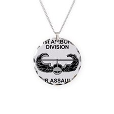 Army101stAirborneDivShirt3.g Necklace