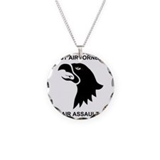 Army101stAirborneDivisionShi Necklace
