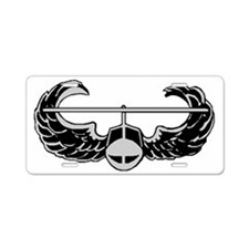 ArmyAirAssaultWings.gif Aluminum License Plate