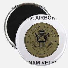 Army101stAirborneVietnamShirtbackSubdued.gi Magnet