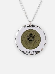 Army101stAirborneVietnamShir Necklace