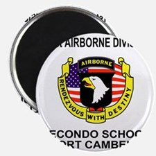 Army101stAirborneRecondoShirtBackColor.gif Magnet
