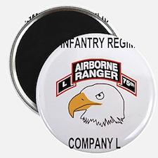 Army101stAirborneDivLCompany75thShirt.gif Magnet