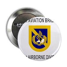 """Army101stAviationBrigadeShirt2.gif 2.25"""" Button"""