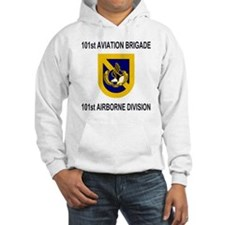 Army101stAviationBrigadeShirt2.g Hoodie