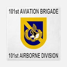 Army101stAviationBrigadeShirt2.gif Queen Duvet