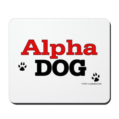 Alpha Dog Mousepad