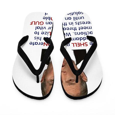 BushWeShellNotExxonerate.gif Flip Flops
