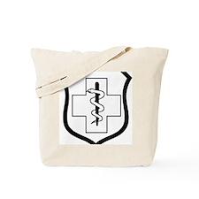 USAFEnlistedMedicalBadgeX.gif Tote Bag