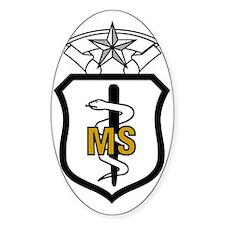 USAFMedicalServiceCorpsCommandLevel Decal