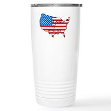 AmericaShapeBonnie.gif          Travel Mug