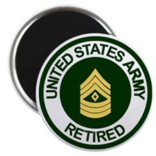 ArmyRetiredFirstSergeant.gif Magnet
