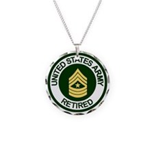 ArmyRetiredSergeantMajor.gif Necklace