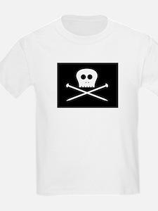 Craft Pirate Needles Kids T-Shirt