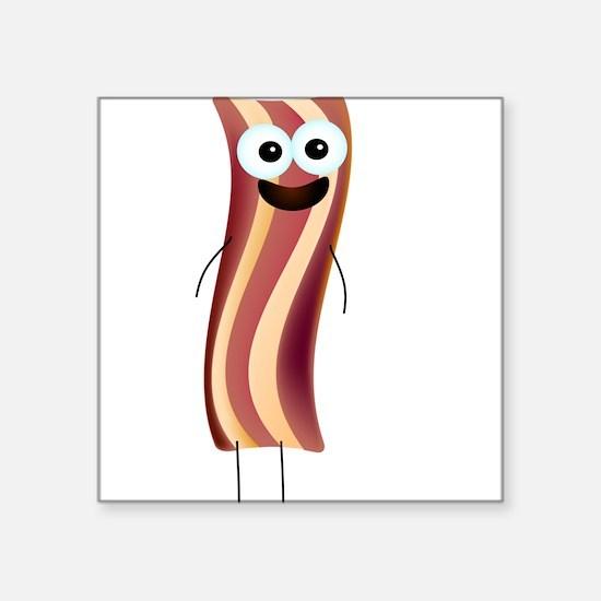 Happy Bacon! Sticker