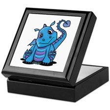 Baby Dragon Keepsake Box